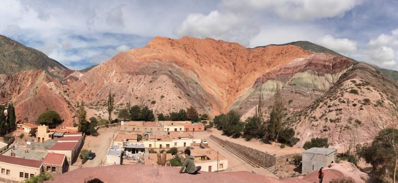 Cerro de Siete Colores, em Purmamarca
