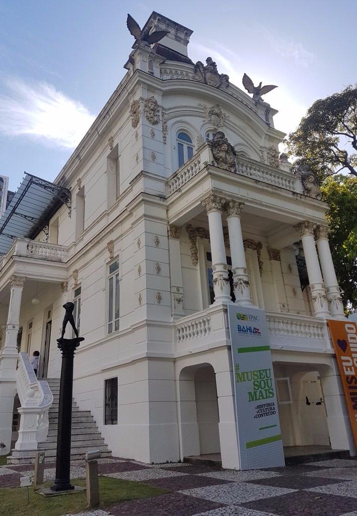 Palacete das Artes 1