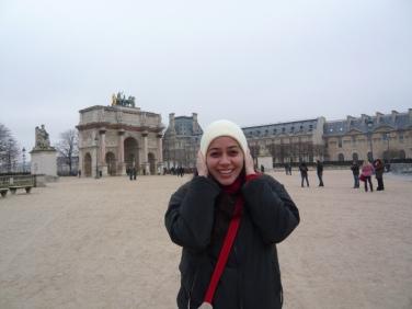 Friozinho em Paris