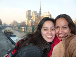 Notre Dame sempre linda
